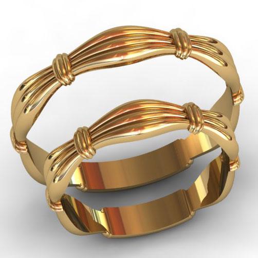 Кольца обручальные из золота в ювелирном интернет магазине ЗОЛОТОЙ. . Золотые обручальные кольца - лучшие цены